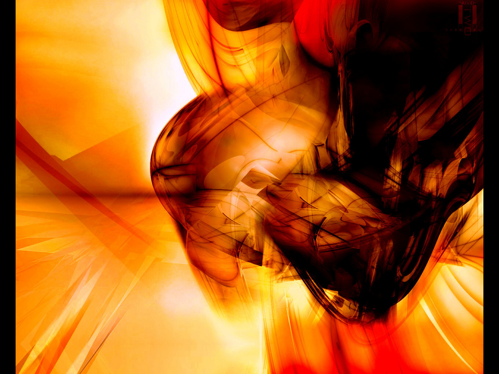 Abstract Wallpaper: Dois Remix