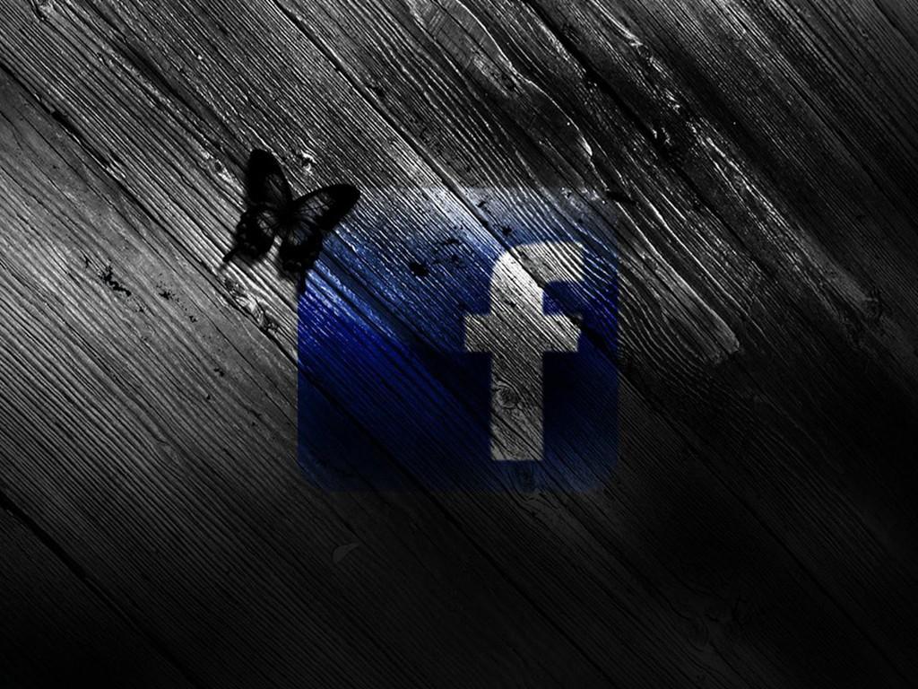 Abstract Wallpaper: Facebook