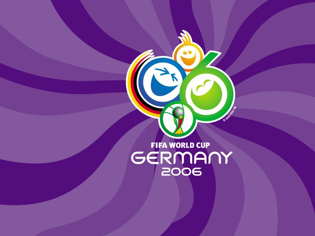 Abstract Wallpaper: FIFA World Cup 2006
