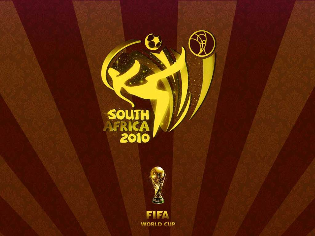 Abstract Wallpaper: FIFA World Cup 2010