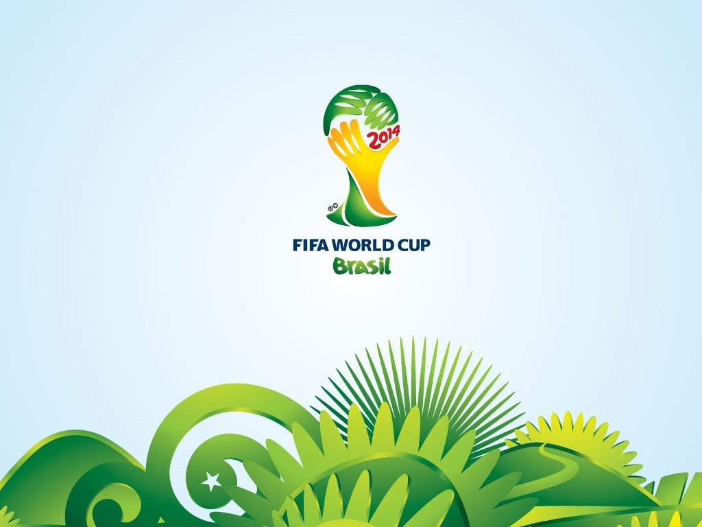 Abstract Wallpaper: 2014 FIFA World Cup