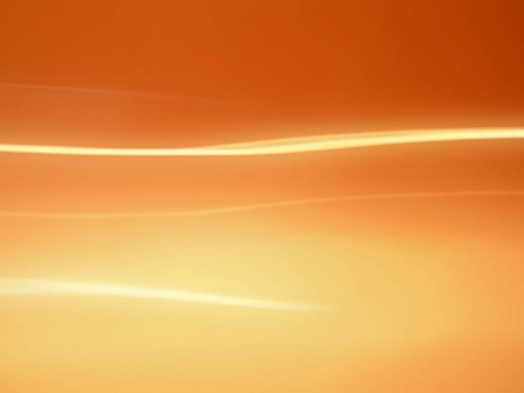 Abstract Wallpaper: Flux of Light