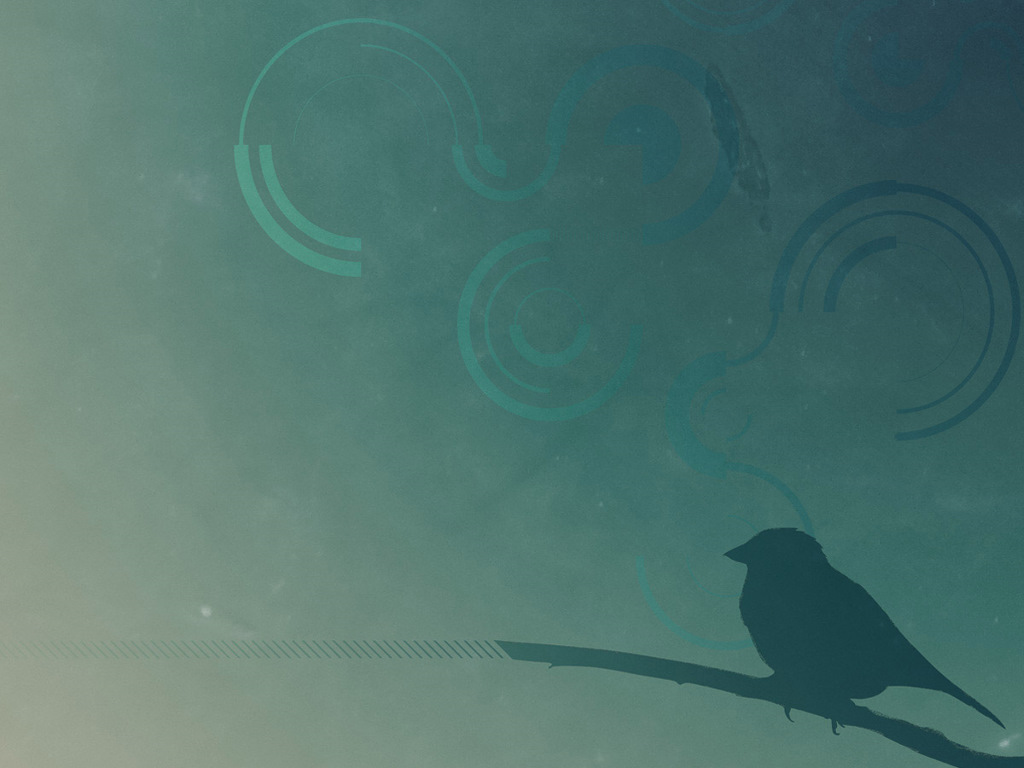 Abstract Wallpaper: Fly Free