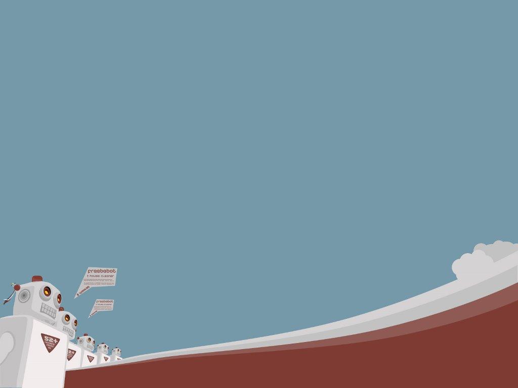 Abstract Wallpaper: Free Be Bot