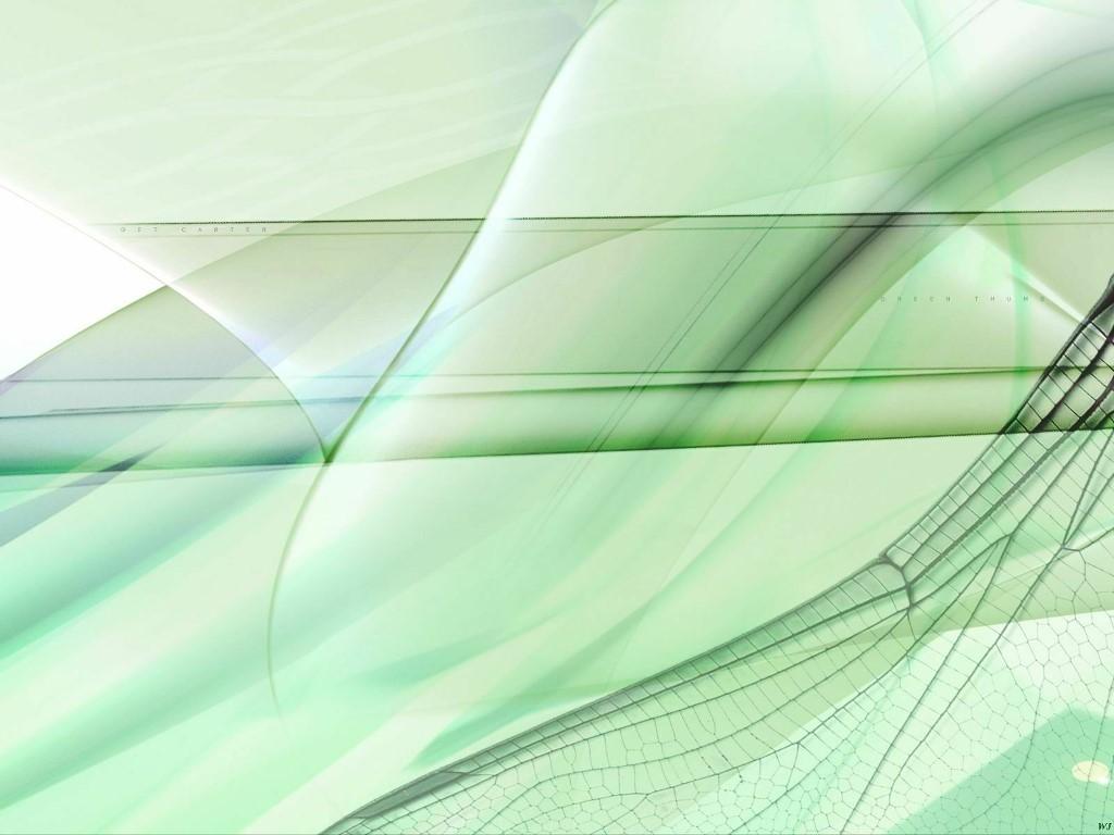 Abstract Wallpaper: Get Carter - Green Thumb