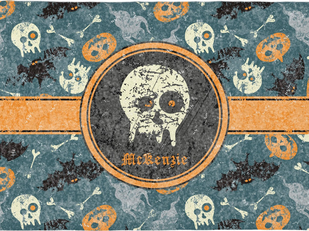 Abstract Wallpaper: Halloween - Grunge