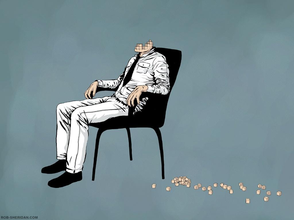 Abstract Wallpaper: Headache