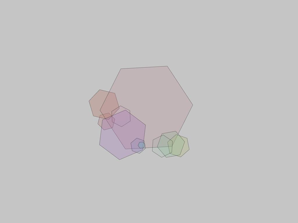 Abstract Wallpaper: Hexagon