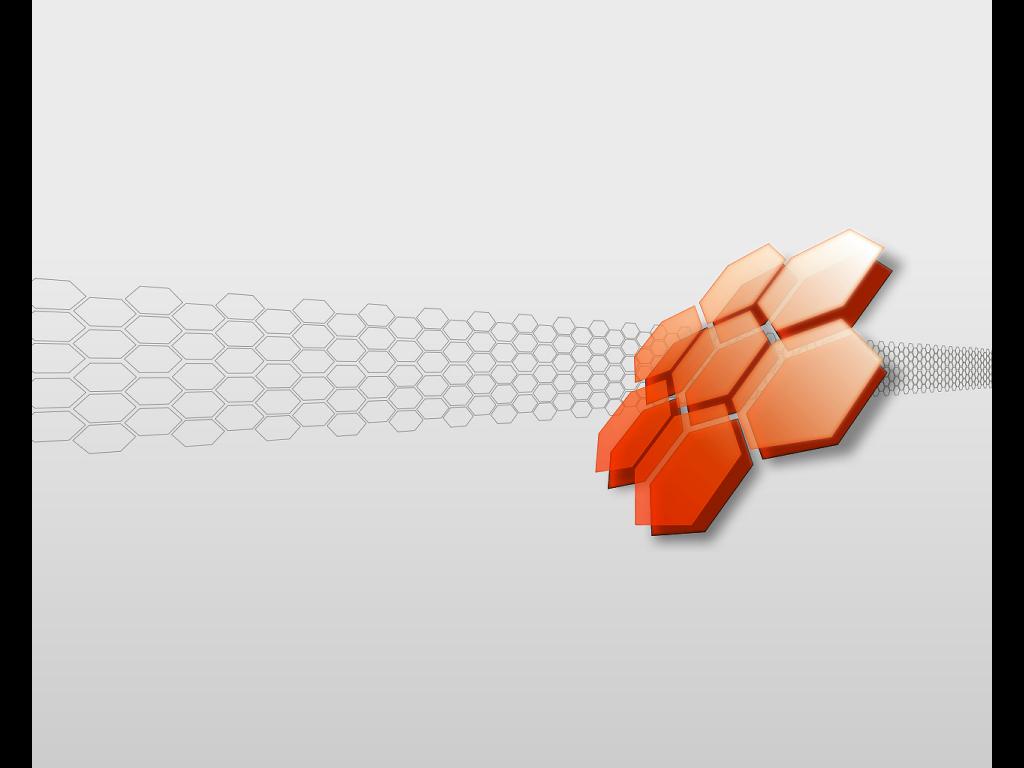 Abstract Wallpaper: Hives
