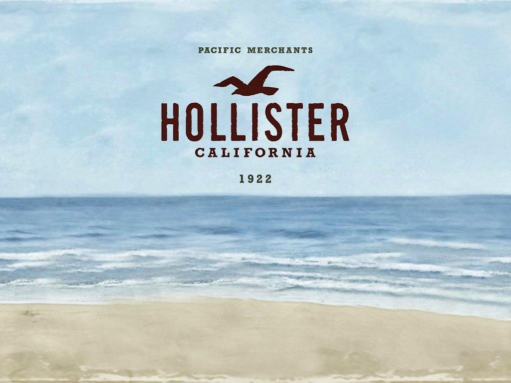 Abstract Wallpaper: Hollister - Beach