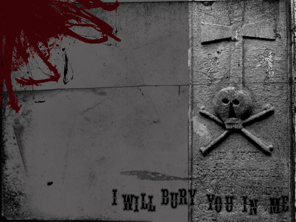 Abstract Wallpaper: I Will Bury You Inside Me