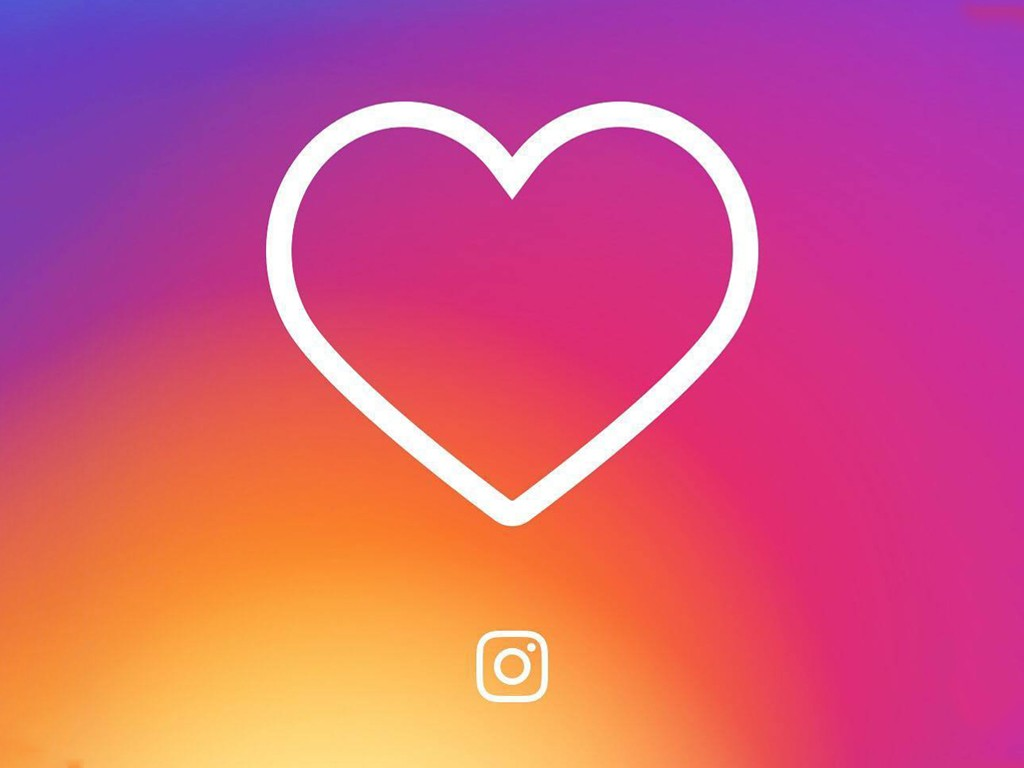 Abstract Wallpaper: Instagram - Love