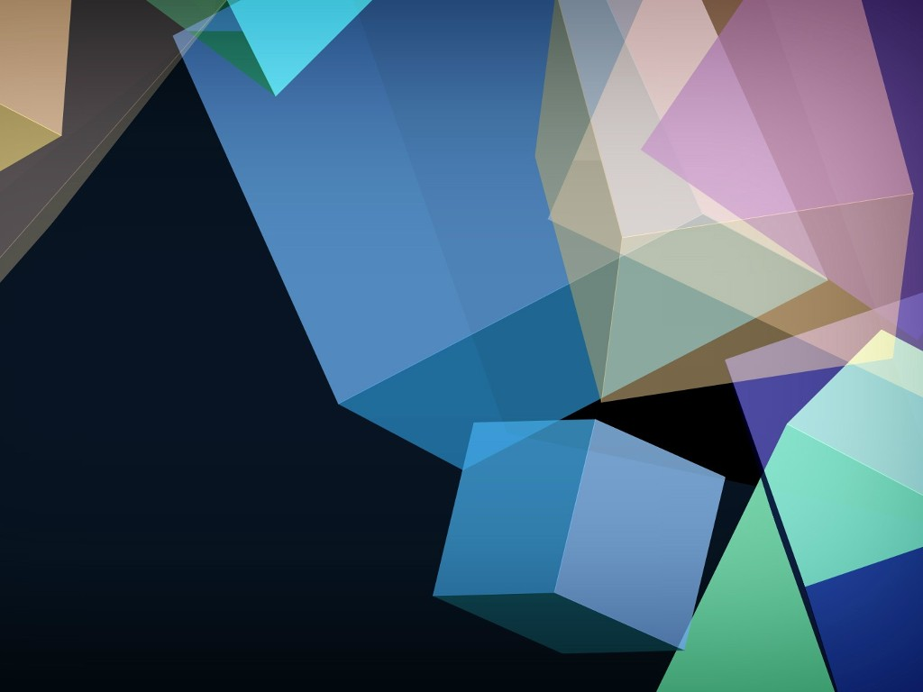 Abstract Wallpaper: Light Colors