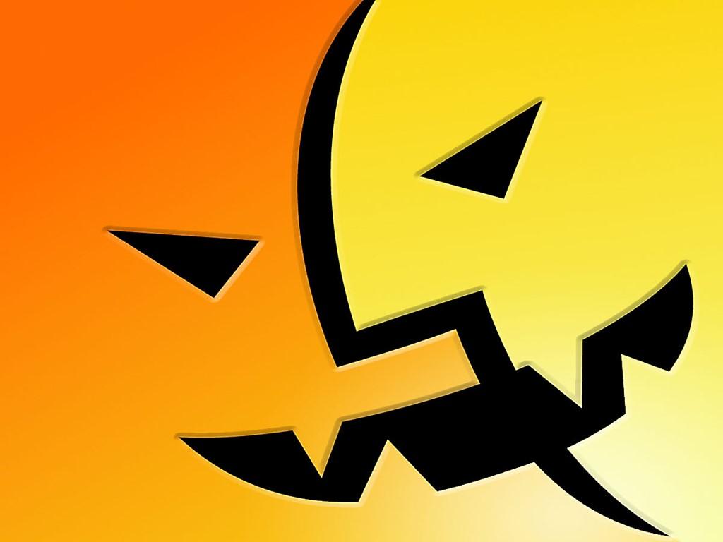 Abstract Wallpaper: Mac - Halloween