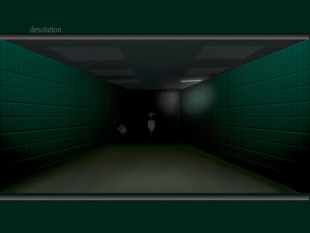 Abstract Wallpaper: My Desolation