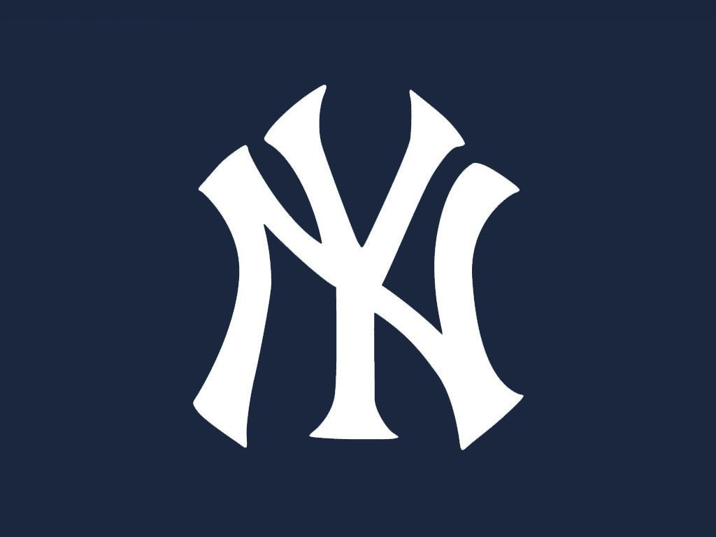 Abstract Wallpaper: New York Yankees