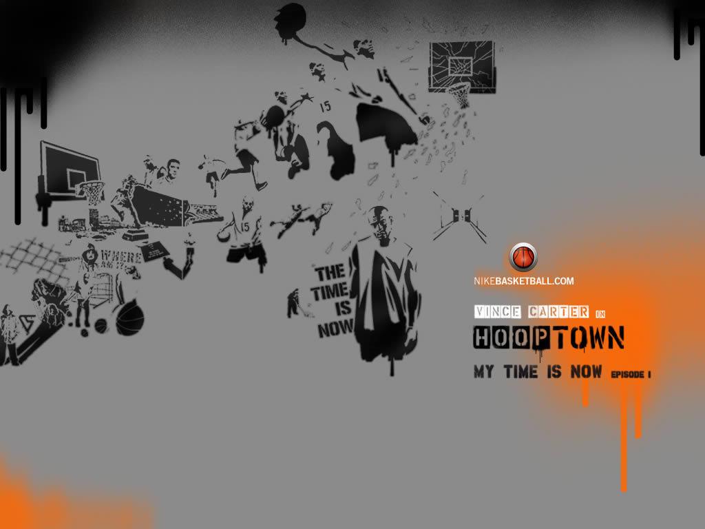 Abstract Wallpaper: Nike - Basketball