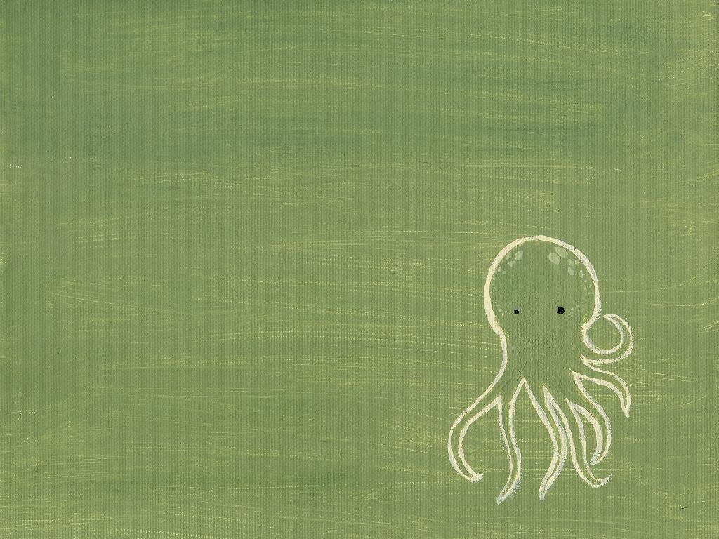 Abstract Wallpaper: Octopi