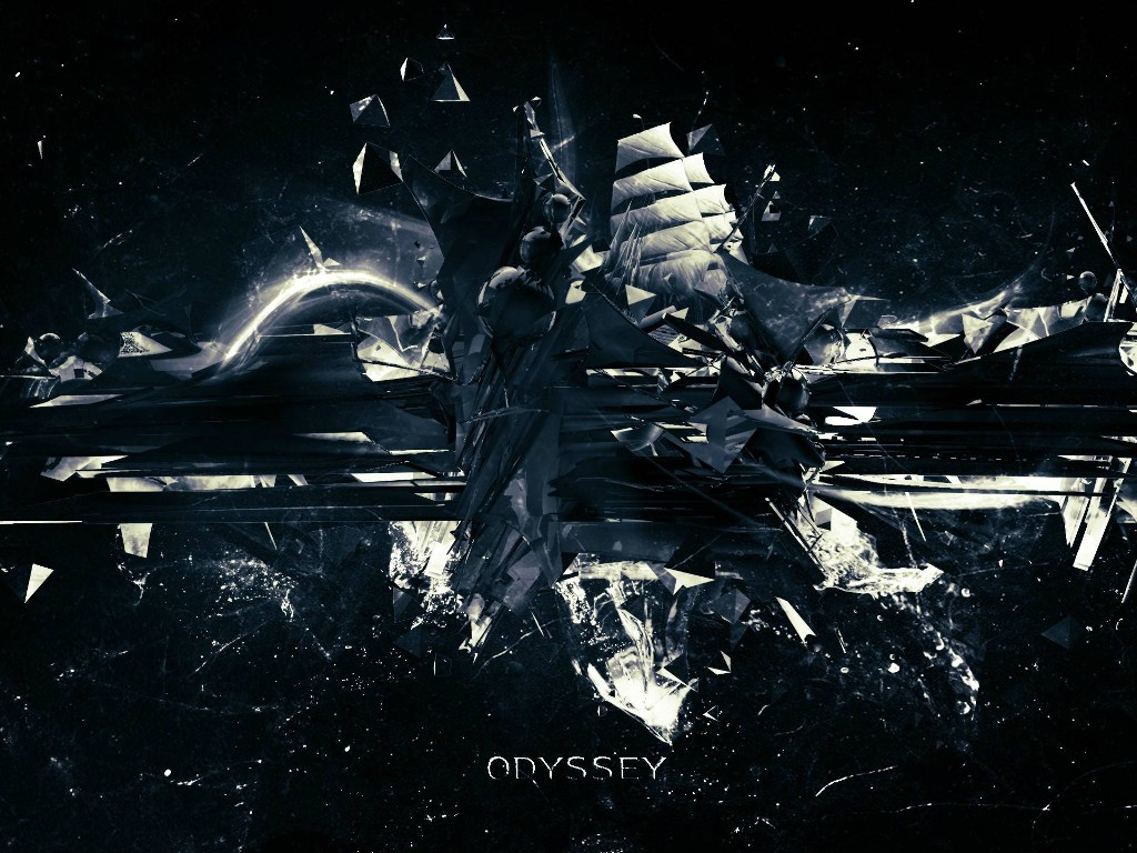 Abstract Wallpaper: Odyssey