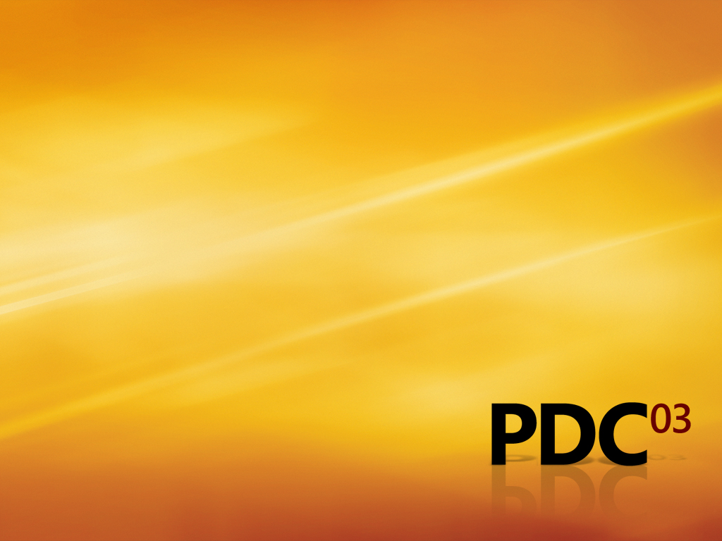 Abstract Wallpaper: PDC 03