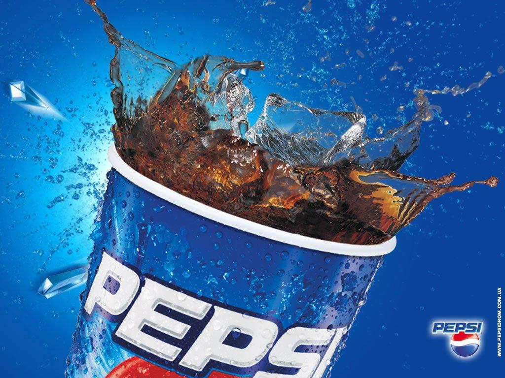 Abstract Wallpaper: Pepsi