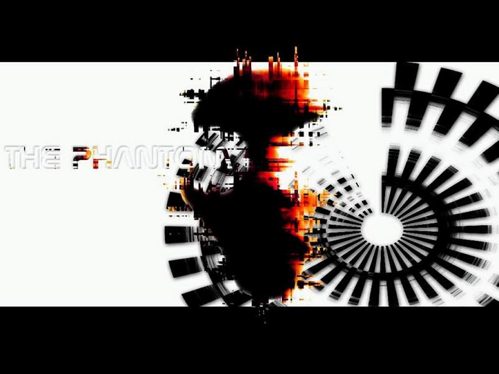 Abstract Wallpaper: Phantom