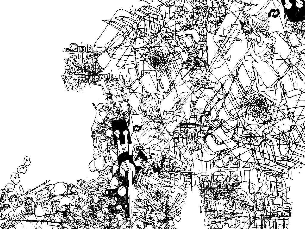 Abstract Wallpaper: Presstube Mod