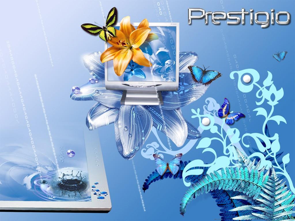 Abstract Wallpaper: Prestigio
