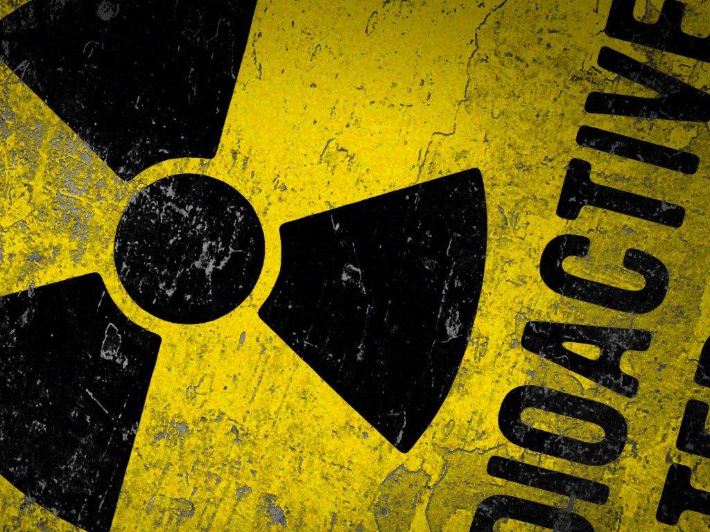 Abstract Wallpaper: Radioactive