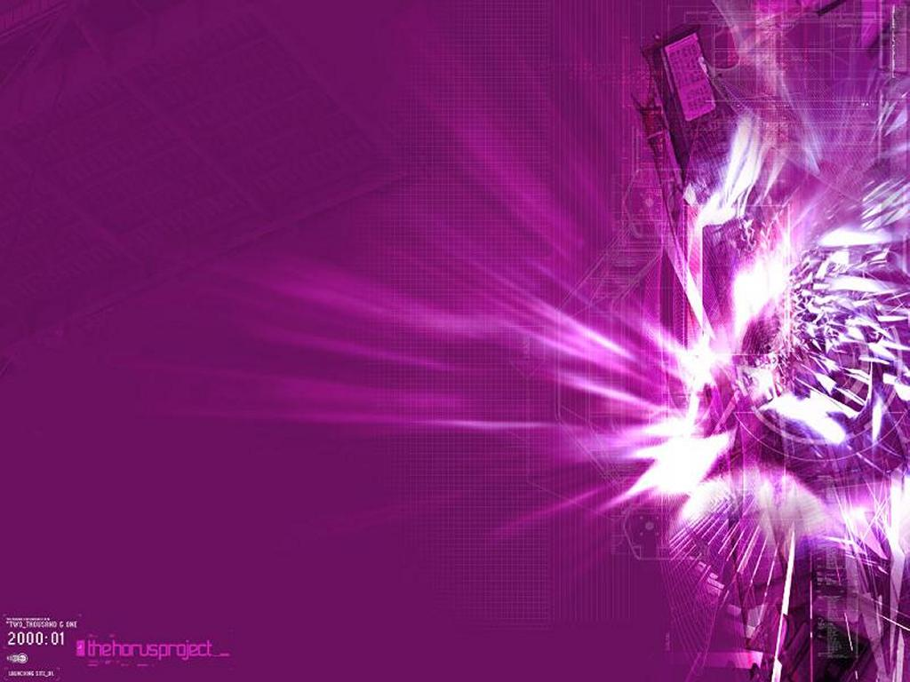 Abstract Wallpaper: Renascent - the Horus Project