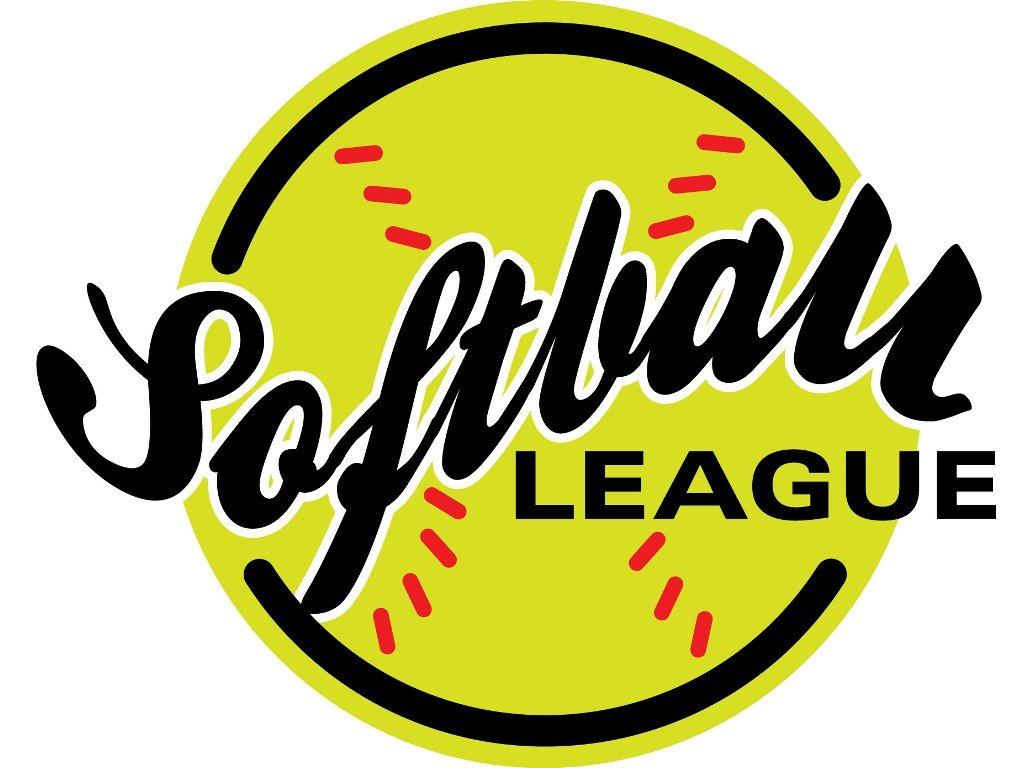 Abstract Wallpaper: Softball League