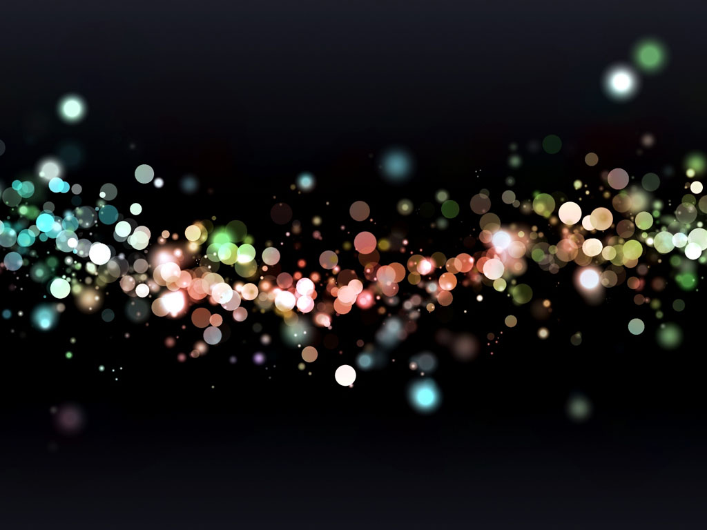 Abstract Wallpaper: Sparkles
