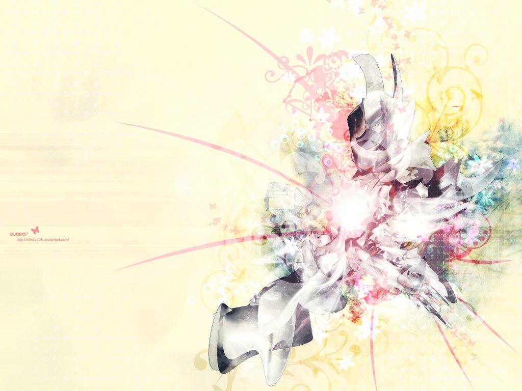 Abstract Wallpaper: Summer Infinite
