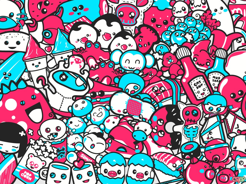 Abstract Wallpaper: The Ultimate Cute Wallpaper
