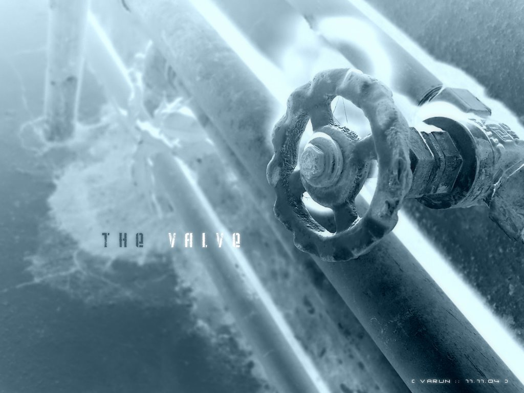 Abstract Wallpaper: The Valve