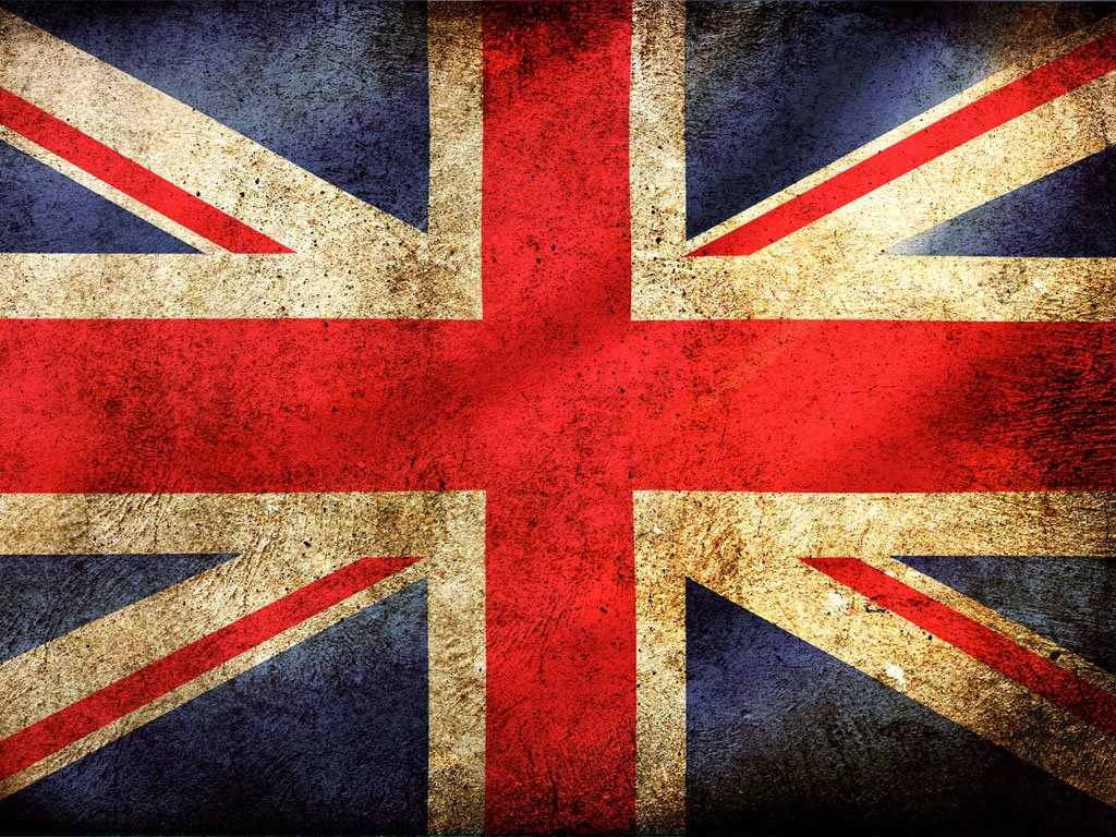 Abstract Wallpaper: UK Flag