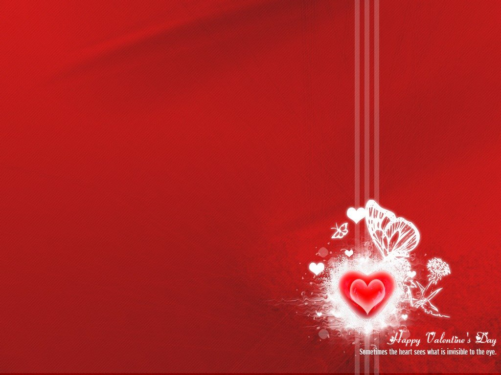 Abstract Wallpaper: Valentine Day