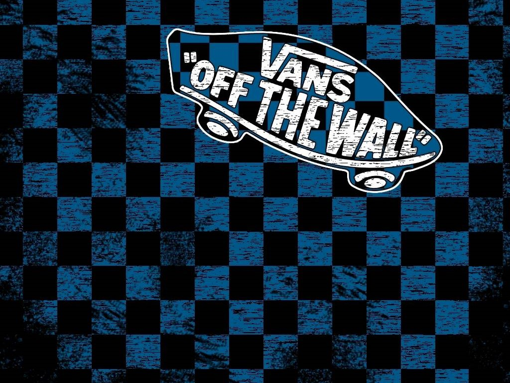 Abstract Wallpaper: Vans Off the Wall