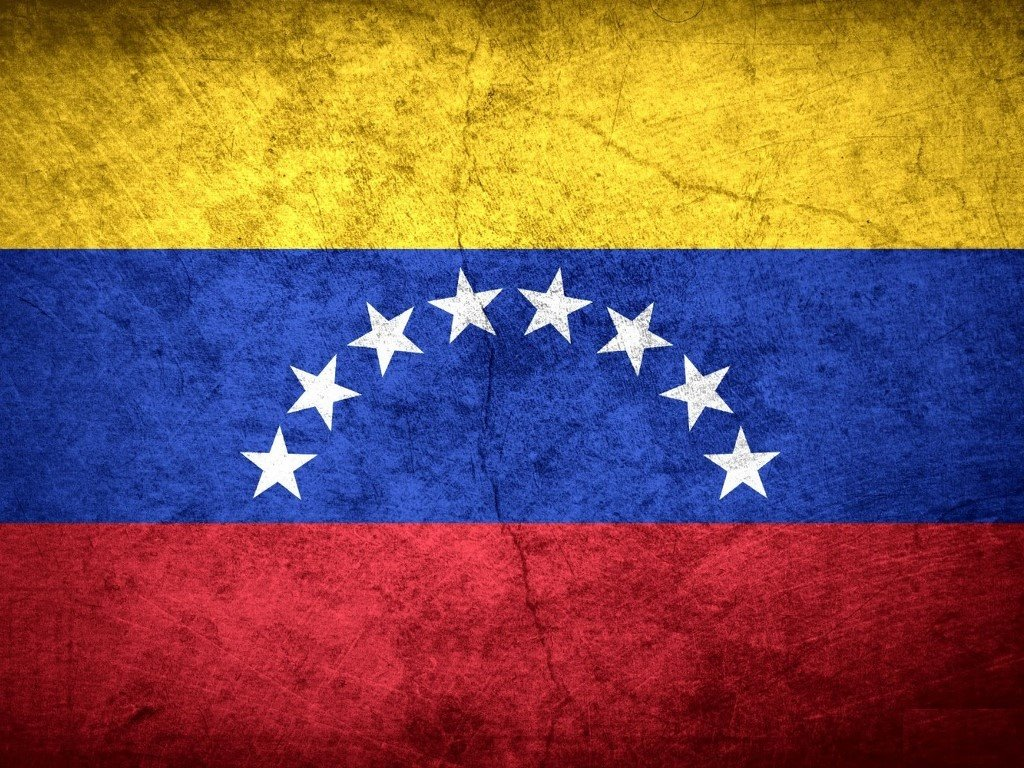 Abstract Wallpaper: Venezuela - Flag