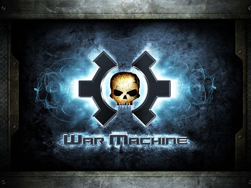 Abstract Wallpaper: War Machine