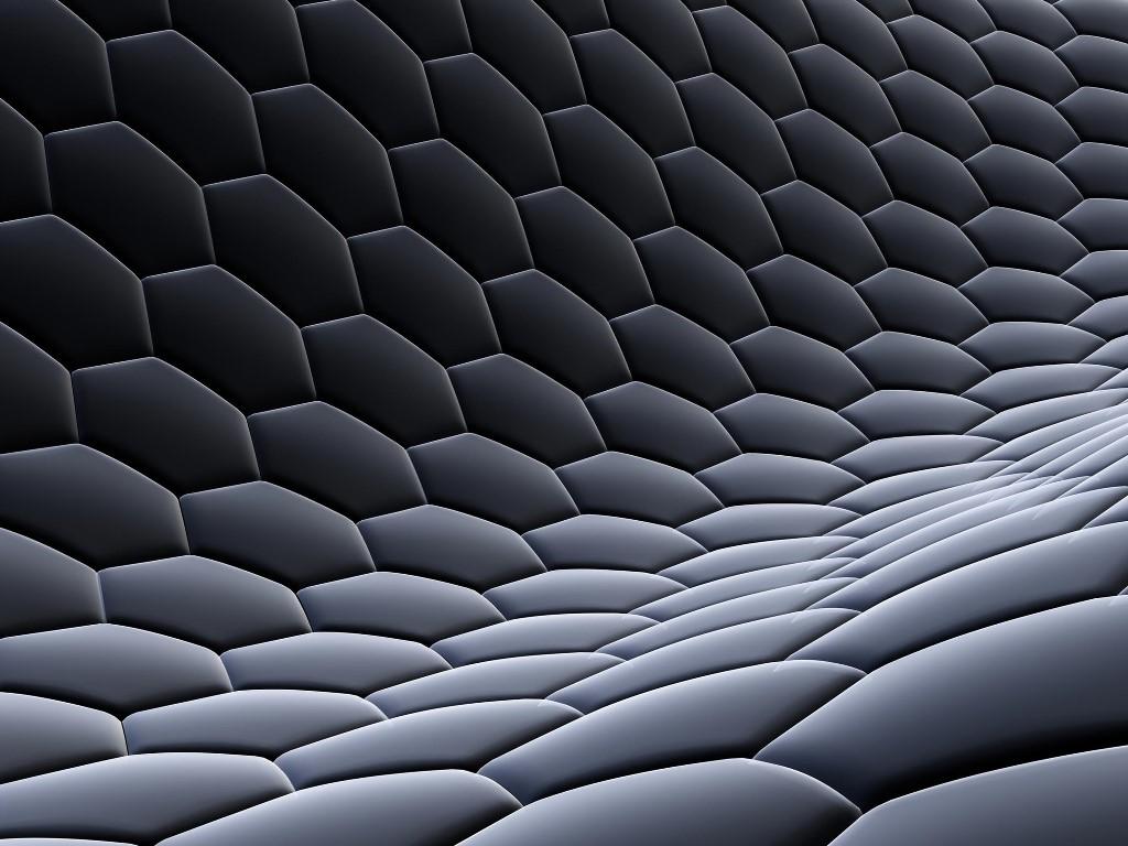 Abstract Wallpaper: Warp
