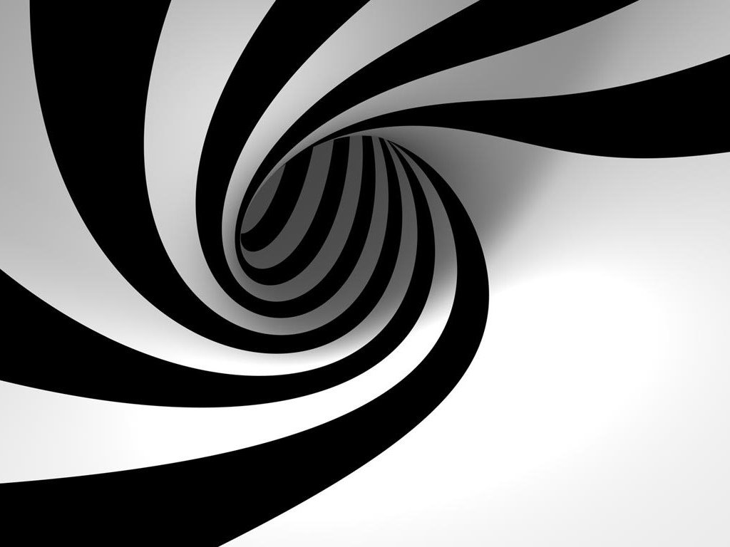 Abstract Wallpaper: Whirlpool