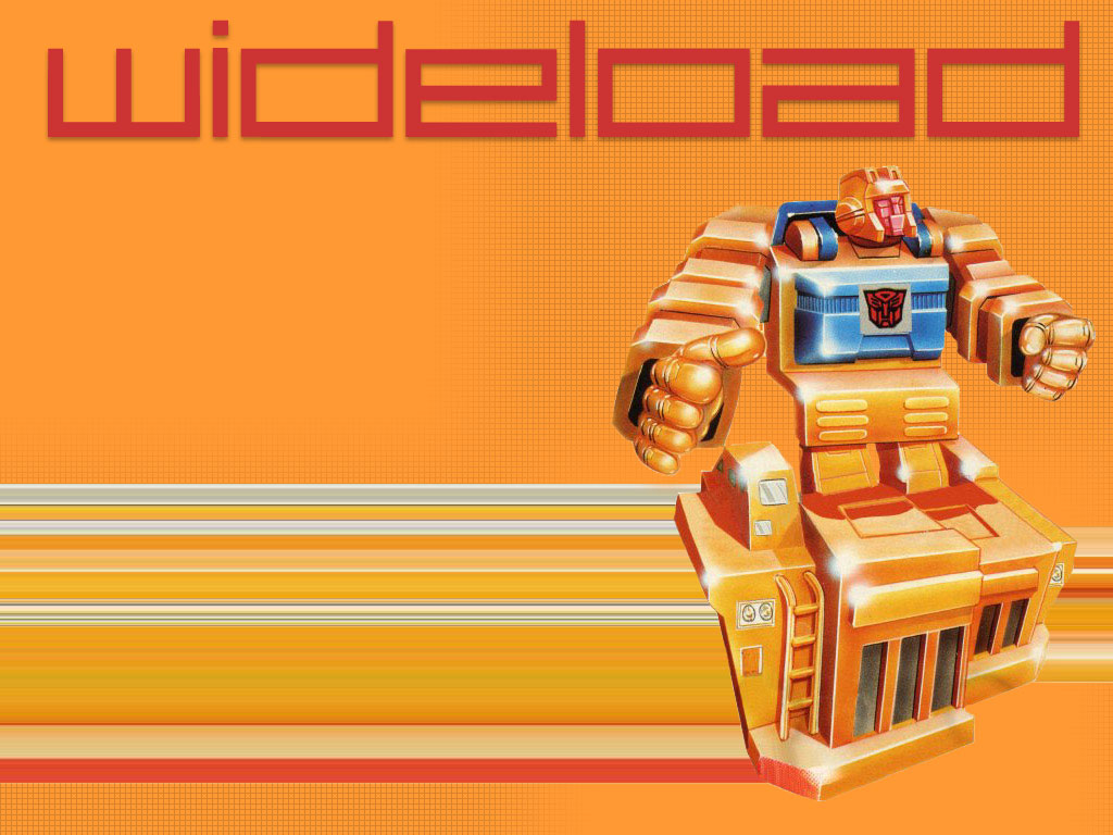 Abstract Wallpaper: Wideload