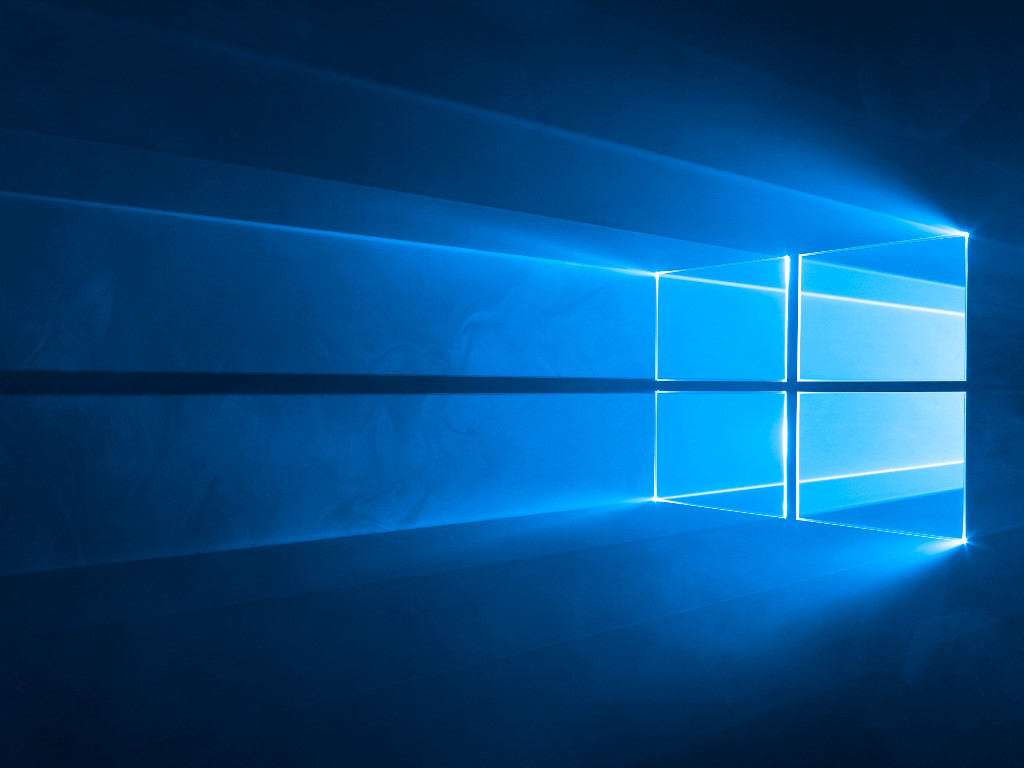 Abstract Wallpaper: Windows 10