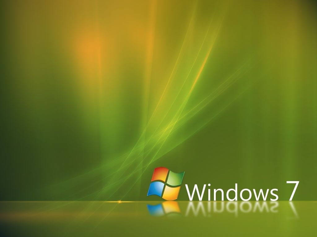 Abstract Wallpaper: Windows 7