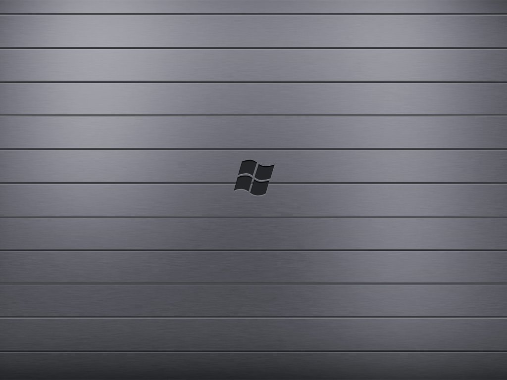 Abstract Wallpaper: Windows - Metal