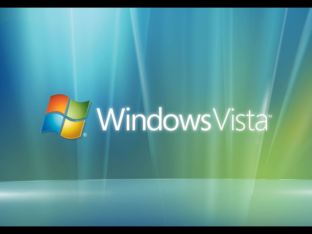 Abstract Wallpaper: Windows Vista