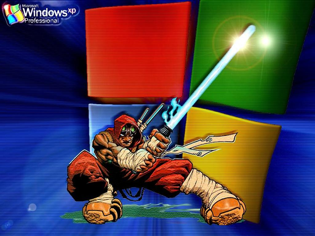 Abstract Wallpaper: Windows XP - Jedi