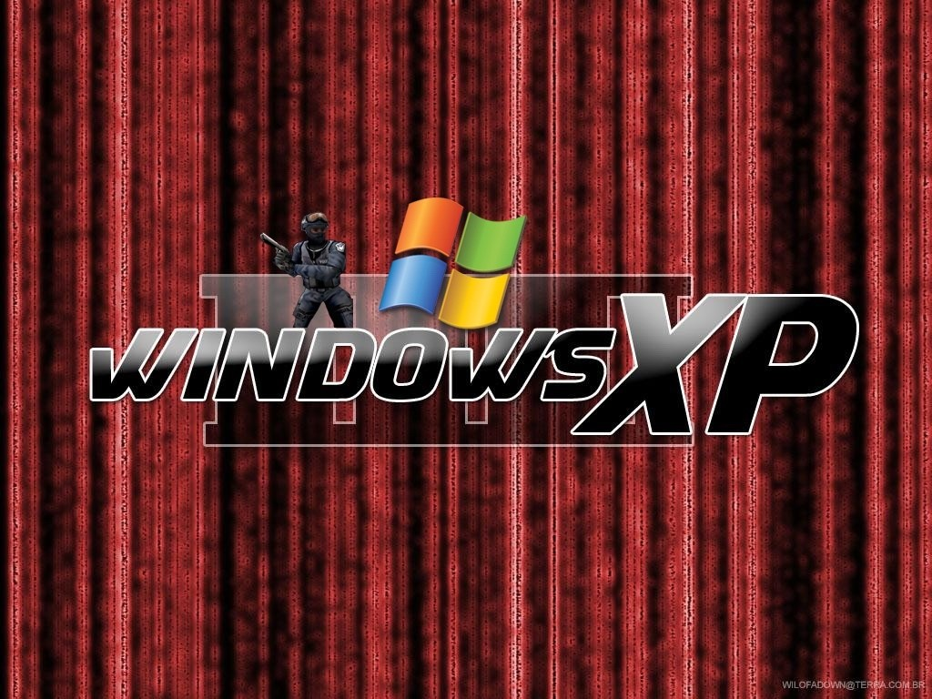 Abstract Wallpaper: XP - Counterstrike