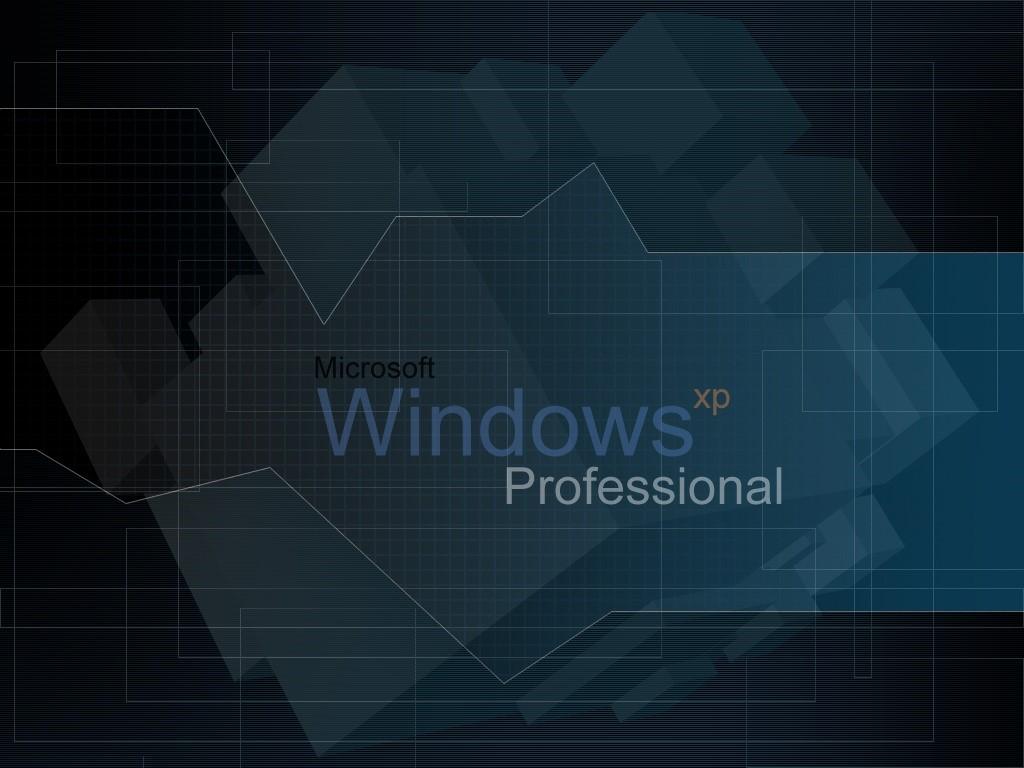 Abstract Wallpaper: XP - Dark Frames